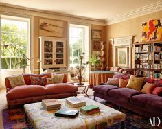Step Inside The Metcalfe's Manor Photos | Architectural Digest