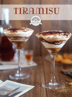 Tiramisu - mój ulubiony włoski deser