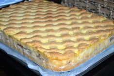Hungarian Cake, Romanian Desserts, Caramel Apples, Cake Cookies, Apple Pie, Cake Recipes, Food And Drink, Sweets, Baking