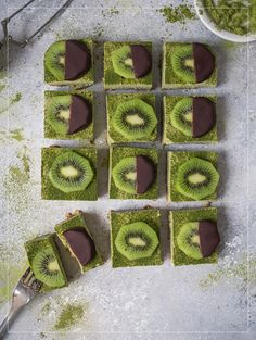 Vegan Matcha Kiwi Cheesecake Agar, Kiwi, Best Matcha, Matcha Dessert, Muffins, Vegan Baking, Tea Recipes, Recipe Using, Healthy Drinks