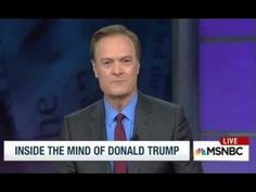 Psychologist on TRUMP's Extreme NARCISSISM | Lawrence O'Donnell inside Donald Trump's mind - YouTube