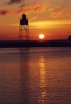 Photographs, history, travel instructions, and GPS coordinates for Grand Marais Lighthouse. Grand Marais Michigan, Lake Michigan, Light Of Life, Light House, Lighthouse Lighting, Lake Superior, Lake Life, Beautiful Places To Visit, Great Lakes