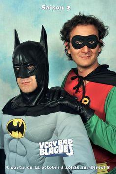 Palmashow - Batman & Robin