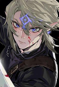 Legend Of Zelda Memes, Legend Of Zelda Breath, Fantasy Characters, Anime Characters, Manga Anime, Anime Art, Character Art, Character Design, Botw Zelda