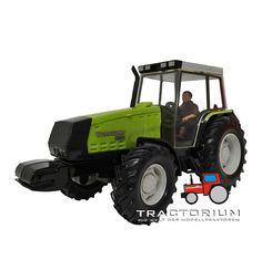Britains 9439 Valtra Valmet 8950 Claas-Grün Traktor 1/32