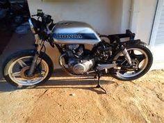 custom honda cb400 a elegant custom bike based on honda cb400n