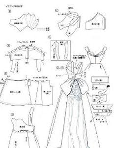 Mimin Dolls: roupa para barbie                                                                                                                                                                                 Mais