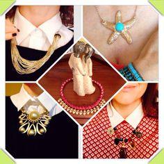 Make a bold statement Jewellery, How To Make, Fashion, Moda, Jewels, Fashion Styles, Schmuck, Fashion Illustrations, Jewelry Shop