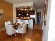 Perfect dining area.  More pictures at www.Uptown101.com! #1900McKinneyApartments #UptownDallasApartments.
