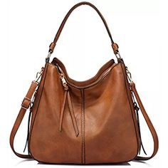 aa8df7e9901 Handbags for Women Large Designer Ladies Hobo bag Bucket Purse Faux Leather