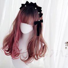 Sieben tödliche Sünden- - New Site Cosplay Hair, Lolita Cosplay, Kawaii Hairstyles, Wig Hairstyles, Fairy Hair, Anime Wigs, Hair Reference, Costume Wigs, Creative Hairstyles