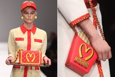 Fast food + fashion (and other perfect pairings) today on chicityfashion.com