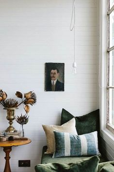 Marnie Hawson, Melbourne interior photography, for Captain's Rest (Strahan, Tasmania) and Country Style magazine Bohemian Living, Antique White Usa, Country Style Magazine, Patio Grande, Green Interior Design, Interior Sketch, Cosy Corner, Interior Photography, Photography Portraits