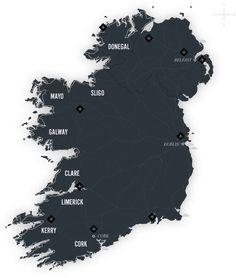 Zie Ierland als nooit tevoren tijdens je rit langs de prachtige westkust vol schitterende landschappen en onvergetelijke ervaringen.