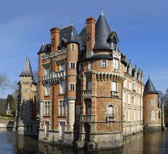 Château de Combreux  Seine et marne