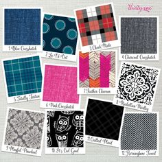 Thirty-One Gifts – Fall/Winter 2016 Prints and Patterns! #ThirtyOneGifts…