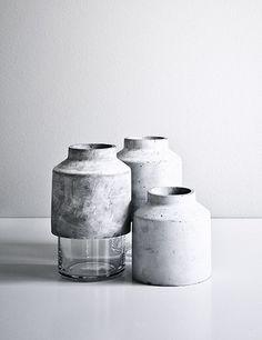 Willmann Vase by Hanne Willmann for Menu