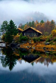 Lake House, Norway