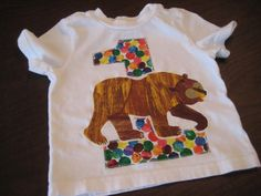 might have to do this for J's birthday (Brown Bear Party!)