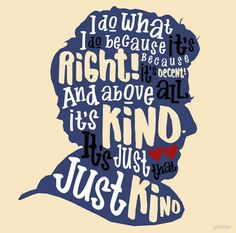 Doctor Who. 12th Doctor. The Doctor Falls. Kindness. Words to inspire.