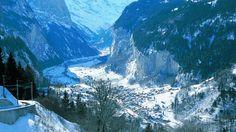 Mitten in den Alpen versteckt sich der schönste Ort der Schweiz. Einfach... wow! | LikeMag
