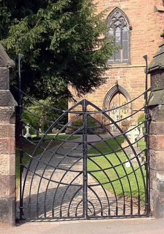 David Tucker - Designer and Artist Blacksmith | Churches & Historic Buildings
