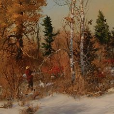 The Art of Brett James Smith Quail Hunting, Hunting Art, Grouse Hunting, Pheasant Hunting, Hunting Dogs, Landscape Art, Landscape Paintings, Watercolor Paintings, Wildlife Paintings