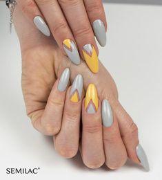 Szukacie idealnego połączenia?  Koniecznie spróbujcie naszą inspirację 183 Grey Pepper oraz 186 Kaymak Sweet  #semilac #semigirls…