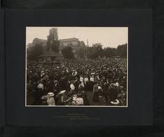Canadian National Exhibition, 1905 National Archives, Us Images, Toronto, Past, Movie Posters, Pictures, Photos, Past Tense, Film Poster