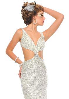 Precious Formals Dress C20960 at Peaches Boutique