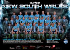 2011 NSW SOO Wests Tigers, Team Games, Rugby League, Blues, Football, Baseball Cards, Sports, Image, Soccer