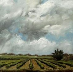 nuvens por roseann