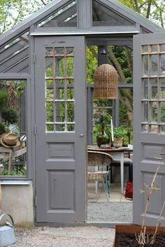 The doors...