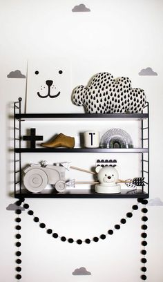Australian kids room ideas: with Young Folk Like the simple picture