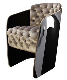 Sensually Spiked Seating. Chair ... Gallery
