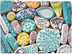 Surface design: Carve your own custom rubber stamps, from Minchanka.by (site is in Belarusian), 4 Mar. 2014.