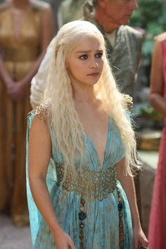 Fotos: Game of Thrones Schauspielerin Emilia Clarke als Dany