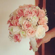 Ramo de novia por jardines y bodas