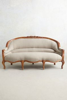 To know more about Anthropologie Amelia Sofa, visit Sumally, a social network that gathers together all the wanted things in the world! Featuring over other Anthropologie items too! Sofa Furniture, Unique Furniture, Living Room Furniture, Furniture Design, Handmade Furniture, Anthropologie Sofa, Apartment Chic, Linen Sofa, Love Seat