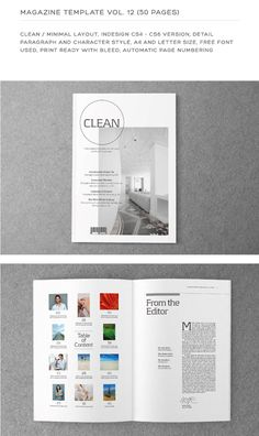 15 indesign tutorials for magazine and layout design envato tuts design illustration article - Free Indesign Newsletter Templates