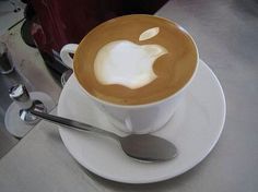 Cupertino Latte
