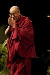 Dali Lama - had the opportunity to see him.  Amazing!