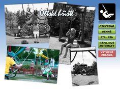 Dětské hřiště - Areál volného času Gutova