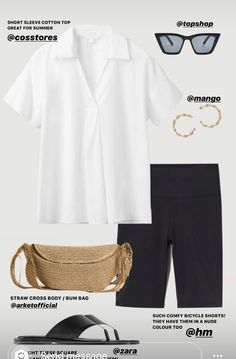 Paris Outfits, Casual Outfits, Fashion Outfits, Plait, Weekend Wear, Summer Outfits Women, Business Outfits, Minimalist Fashion, Casual Chic