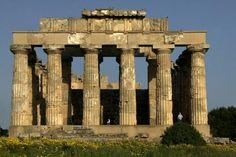 GREEK RUINS, SICILY