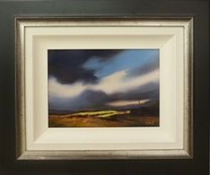 ...SOLD....Across the Moorland by Michael ASHCROFT Original Painting