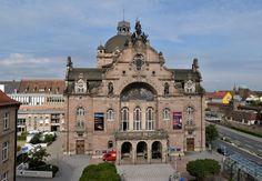 Nuernberger Opernhaus (Operahouse)