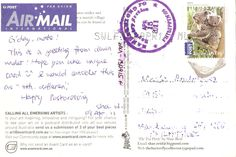 Postcards Please!: A Postcard from Sydney Australia (from Sha)