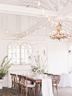 white and green wedding colors - http://ruffledblog.com/alchemy-inspired-wedding-editorial