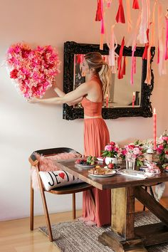 theglitterguide: A Valentines Day Fête With Whitney Port And Lulu & Georgia…